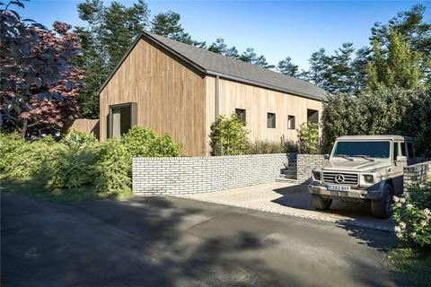 3 bedroom detached house for sale - Smugglers Lane, Monkwood, Ropley, Hampshire, SO24