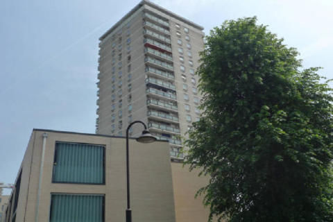 3 bedroom apartment to rent - Casby House, Dickens Estate, LONDON, SE16