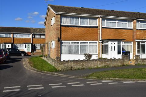 2 bedroom end of terrace house for sale - Mulberry Close, Lancing, West Sussex, BN15