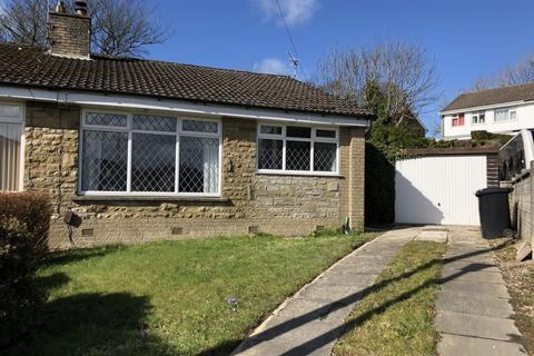 2 bedroom semi-detached bungalow to rent - Moor Way, Oakworth, Keighley, BD22 7RT