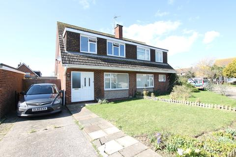 3 bedroom semi-detached house to rent - Fittleworth Close, Goring-By-Sea