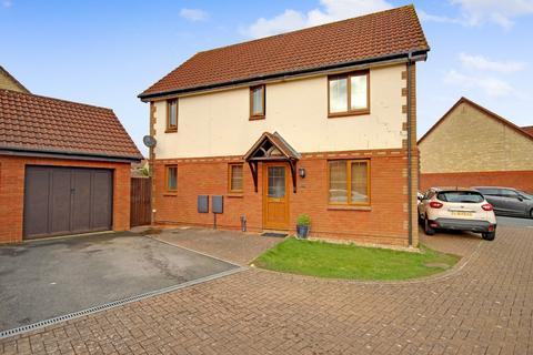 4 bedroom detached house for sale - Standen Way, St Andrews Ridge, Swindon, Wiltshire, SN25
