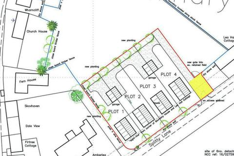 Land for sale - Development Land, West of Lea Hall Cottage, Catton