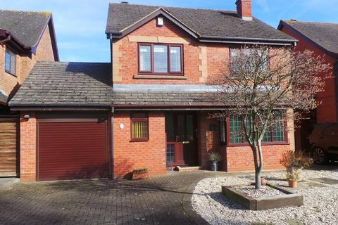 4 bedroom detached house for sale - Shrubbery Close, Sutton Coldfield