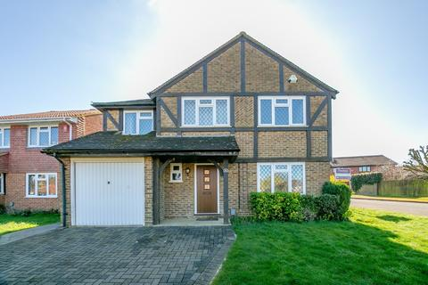 5 bedroom detached house to rent - Linnet Grove, Guildford