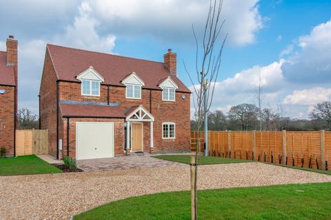 4 bedroom detached house for sale - Oakley Fields, Cut Throat Lane, Hockley Heath