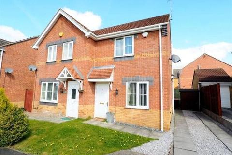 2 bedroom semi-detached house to rent - Acorn View, Kirkby-in-Ashfield
