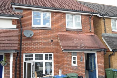 3 bedroom end of terrace house to rent - Greenhaven Drive, Central Thamesmead, London SE28