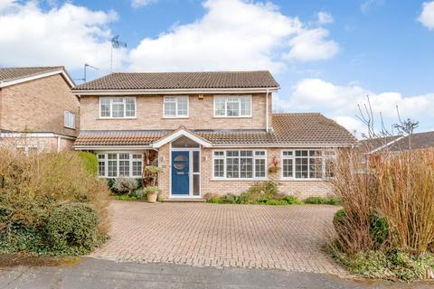 4 bedroom detached house for sale - Blenheim Way, Market Harborough, Leicestershire