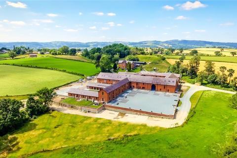 6 bedroom terraced house for sale - Nantcribba Barns, Forden, Welshpool, Powys