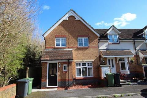 3 bedroom end of terrace house for sale - Quob Farm Close, West End, SO30 3HE
