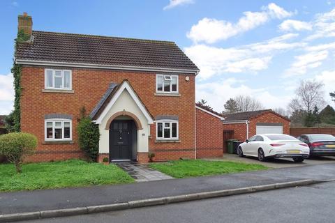 4 bedroom detached house for sale - Pennycress Drive, Melksham