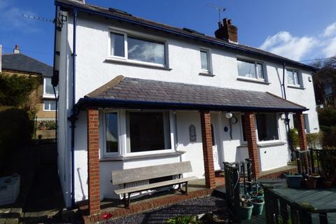 4 bedroom detached house for sale - Gwynle, Bryn Road, Llanfairfechan. LL33 0DY