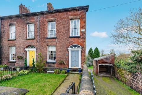 4 bedroom end of terrace house for sale - Main Street, Halton Village,Runcorn
