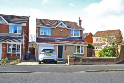3 bedroom detached house for sale - Kestrel Way, North Shields
