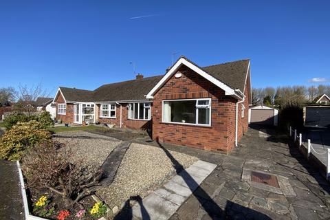 2 bedroom semi-detached bungalow for sale - The Dellway, Hutton