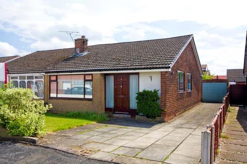 2 bedroom semi-detached bungalow for sale - Melrose Avenue, Burtonwood, Warrington, WA5