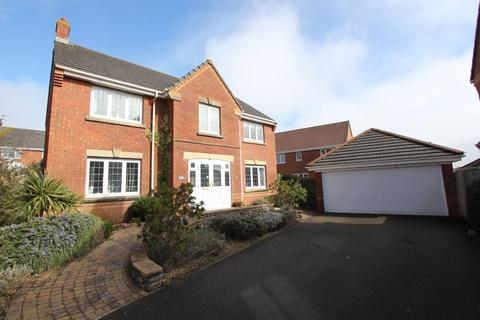 4 bedroom detached house for sale - Heol Y Pentir, Rhoose Point