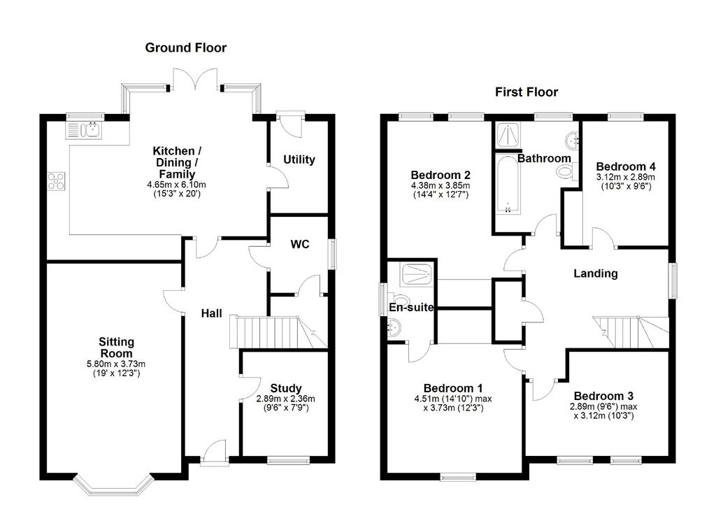 Floorplan 1 of 8