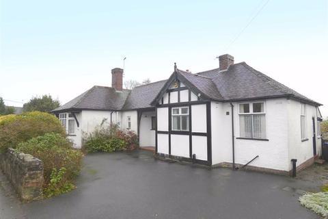 3 bedroom detached bungalow for sale - Woodside Lane, Leek, Staffordsire