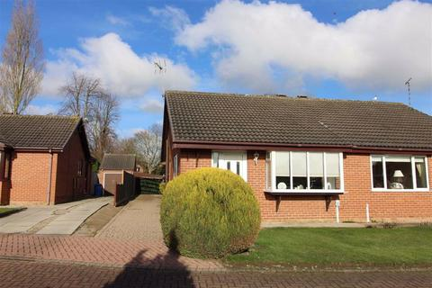 2 bedroom semi-detached bungalow for sale - Balmoral Drive, Beverley, East Yorkshire