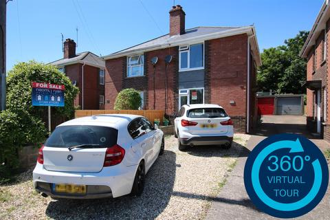 2 bedroom semi-detached house for sale - Chestnut Avenue, Wonford, Exeter