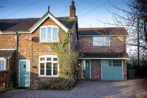 2 bedroom semi-detached house for sale - Newcastle Road, Smallwood, Sandbach