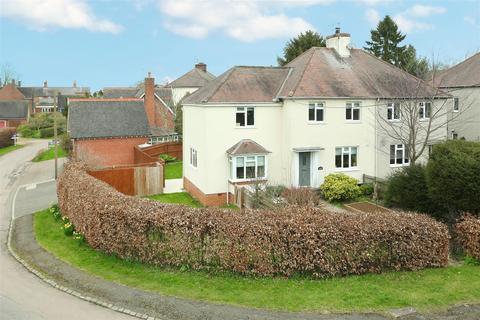 4 bedroom semi-detached house for sale - High Street, Naseby, Northampton