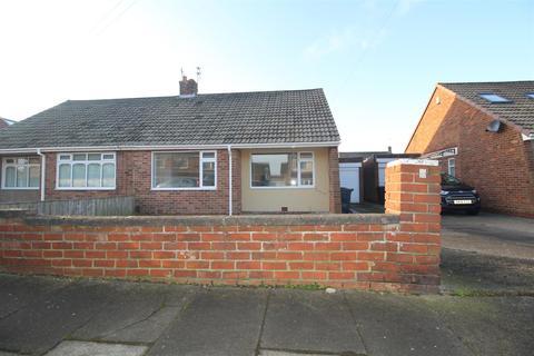 2 bedroom semi-detached bungalow for sale - Matfen Avenue, Shiremoor, Newcastle Upon Tyne