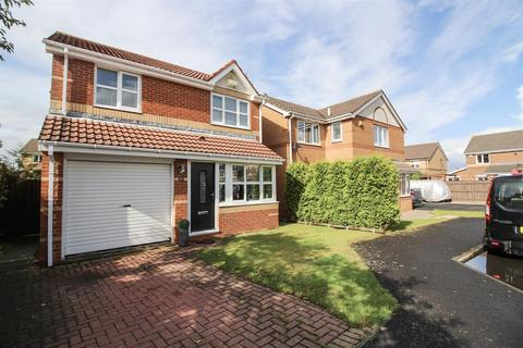 3 bedroom detached house for sale - Abbots Way, North Shields