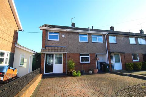 3 bedroom end of terrace house for sale - Devon Road, North Shields
