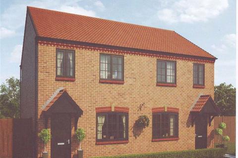 3 bedroom semi-detached house for sale - St Nicholas Manor, Cramlington