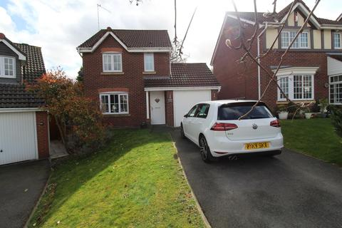 3 bedroom detached house for sale - Sapphire Drive, Milton, Stoke-On-Trent