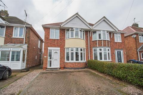 3 bedroom semi-detached house for sale - Belle Vue Road, Earl Shilton, Leicester