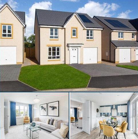 4 bedroom detached house for sale - Plot 88, Fenton at Harwood Park, Limefields, Livingston, WEST CALDER EH55