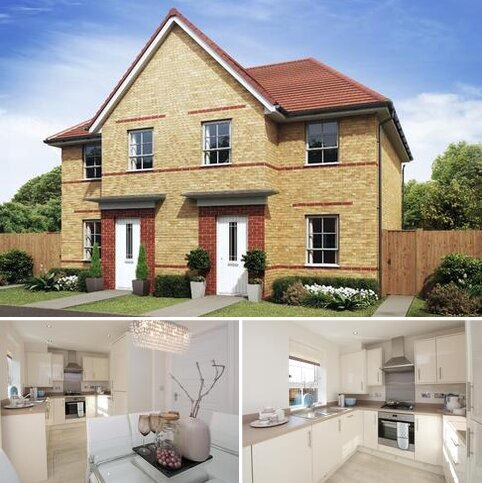 3 bedroom end of terrace house for sale - Plot 152, Palmerston at Harrier Chase, Blenheim Avenue, Brough HU15