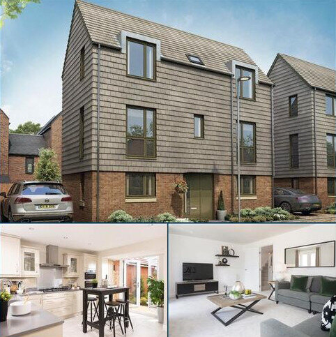 4 bedroom detached house for sale - Plot 133, Chatteris at Darwin Green, Huntingdon Road, Cambridge, CAMBRIDGE CB3
