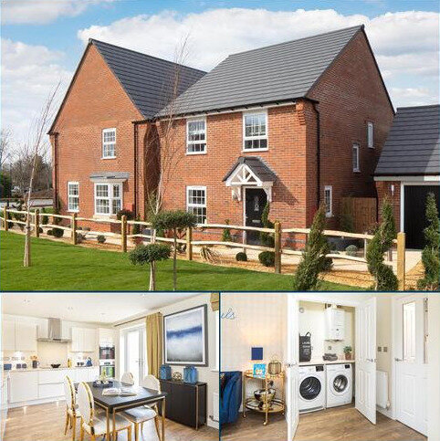 4 bedroom detached house for sale - Plot 292, Ingleby at Great Oldbury, Grove Lane, Nupend, STONEHOUSE GL10