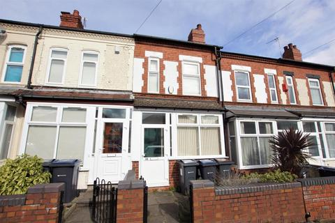 4 bedroom terraced house to rent - SELLY OAK, BIRMINGHAM