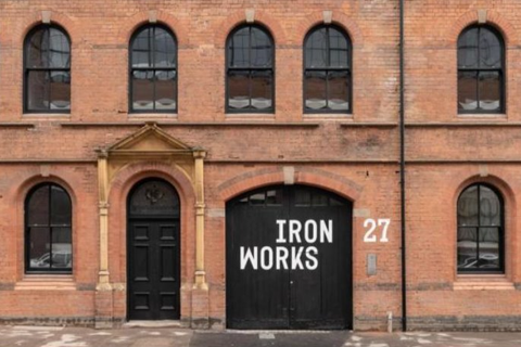 2 bedroom penthouse for sale - IRONWORKS, DIGBETH