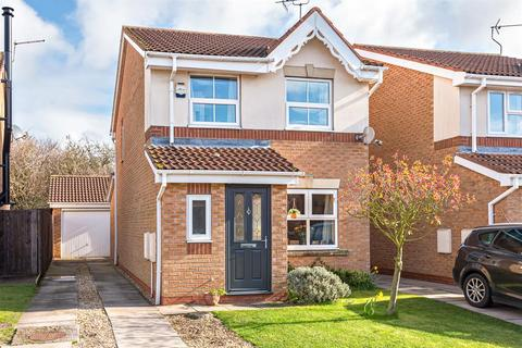 3 bedroom detached house for sale - Butterfly Meadows, Beverley, East Yorkshire, HU17 9GA