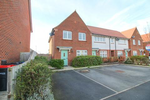 3 bedroom end of terrace house for sale - Windward Avenue,  Fleetwood, FY7