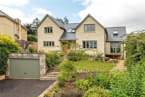 5 bedroom detached house for sale - Ralph Allen Drive, Bath, Somerset, BA2