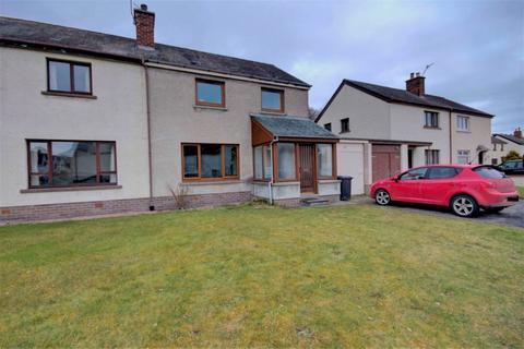 3 bedroom semi-detached house for sale - 13 Bishopfield Road, Dornoch IV25 3LJ