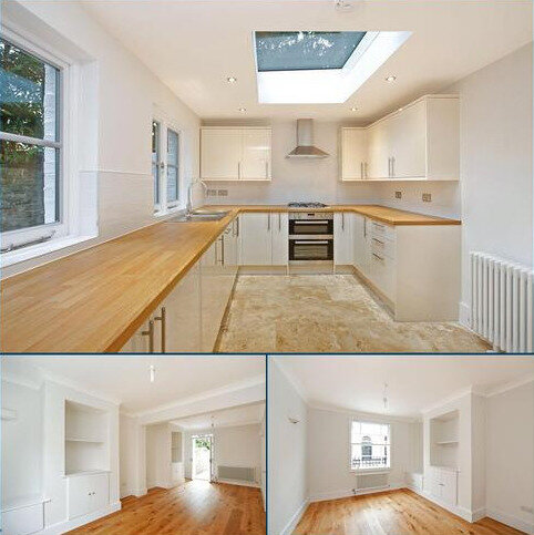 4 bedroom terraced house to rent - College Approach Greenwich London SE10