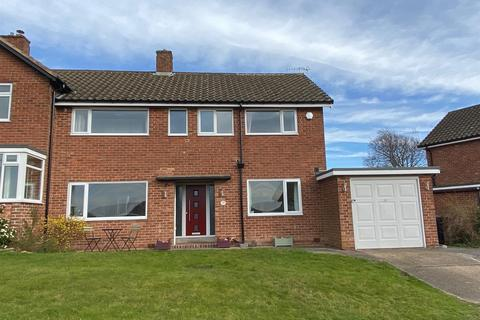 4 bedroom semi-detached house for sale - Peak View Road, Loundsley Green, Chesterfield, S40 4NW