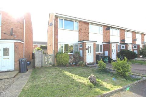 2 bedroom end of terrace house for sale - Larch Close, Exmouth