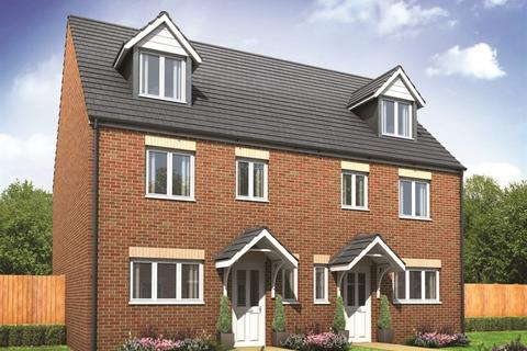 4 bedroom semi-detached house for sale - Plot 130, Leicester  at Carleton Meadows, Carleton Hill Road CA11