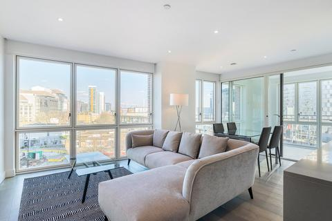 2 bedroom apartment to rent - Arniston Way, Blackwall Reach, E14