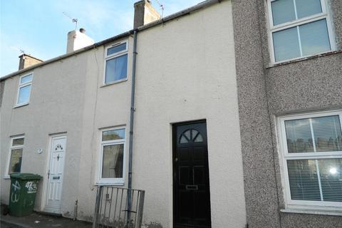 2 bedroom terraced house for sale - Hendrewen Road, Bangor, Gwynedd, LL57